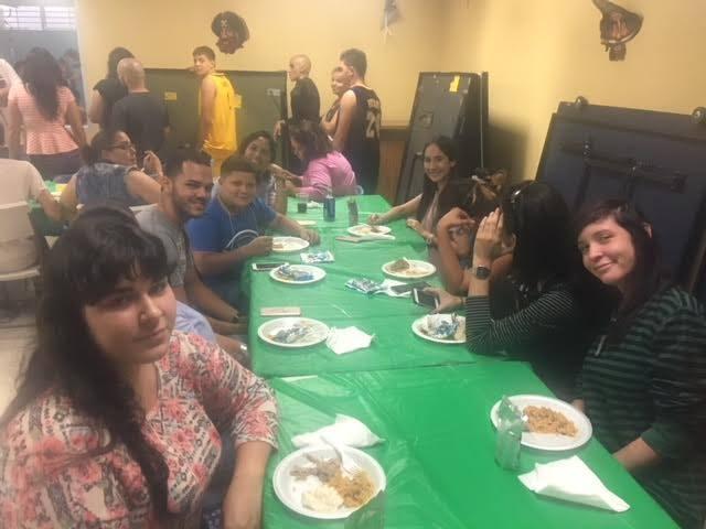 Almuerzo de Acción de Gracias / CUM