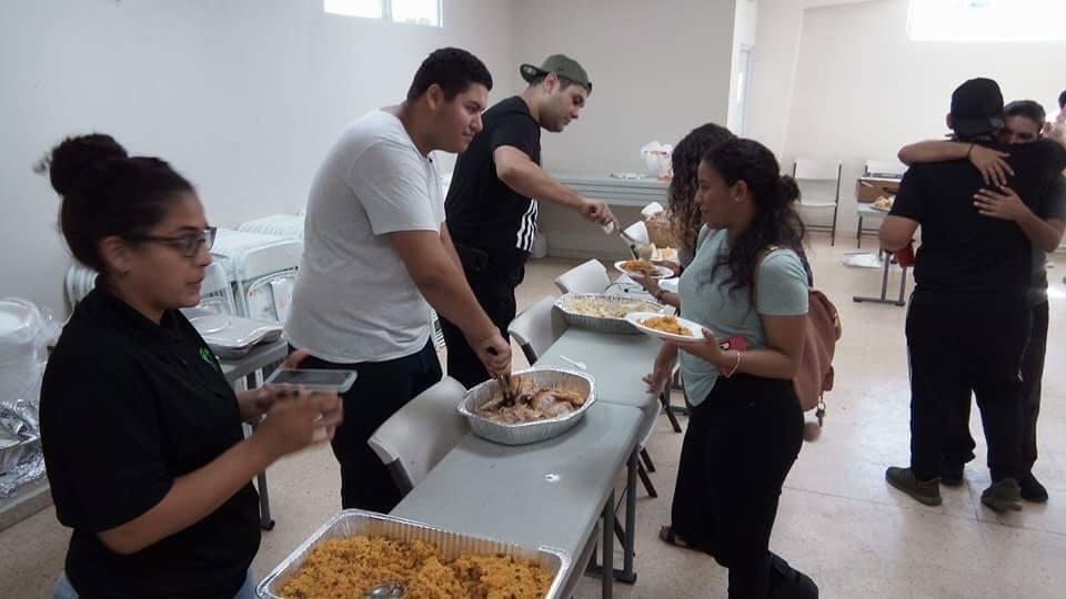 Actividad SINCO / Acción de Gracias