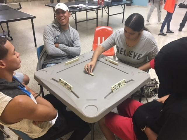 Torneo de Dominó Navideño