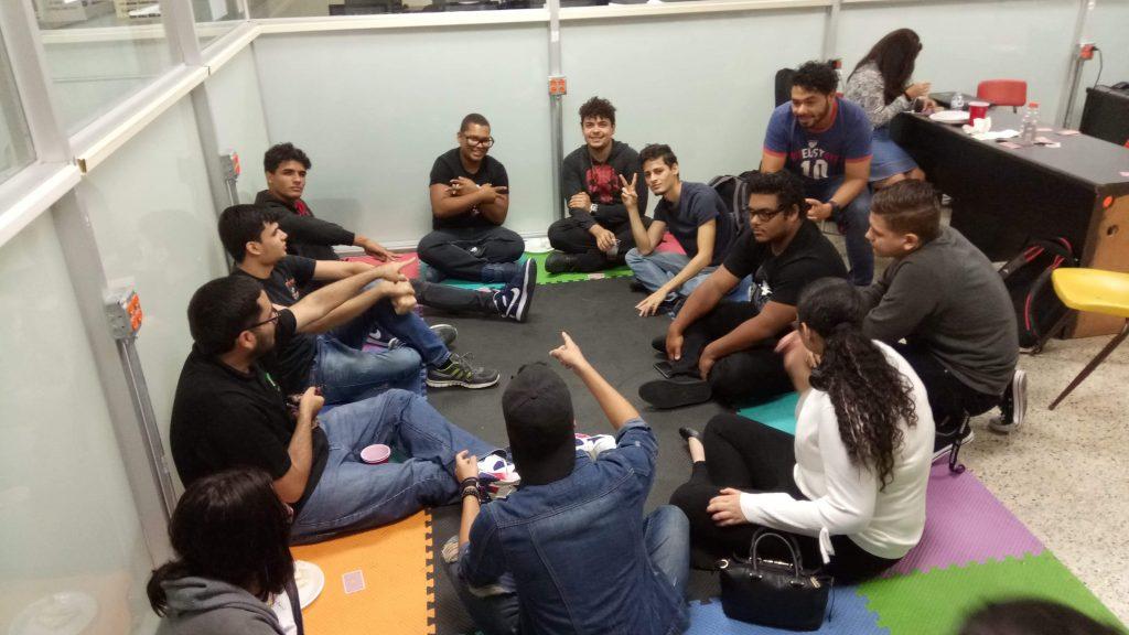 Inicio Organización estudiantil SINCO