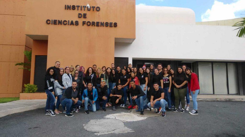 Visita de Asociación de JUCRI al ICF