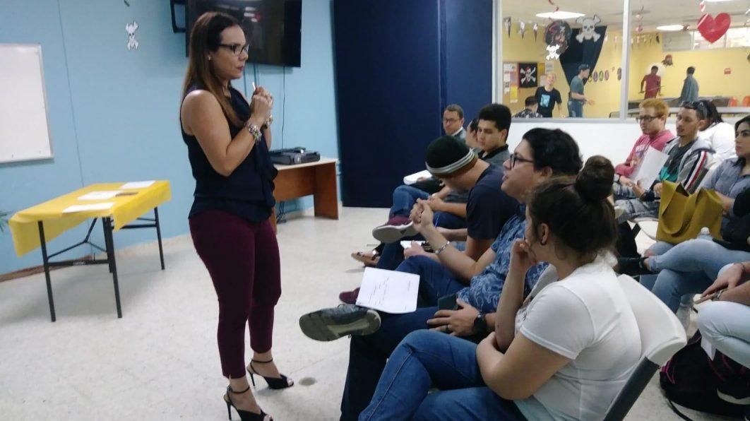 Reunión Directivas Asoc. y Org. Estudiantiles / CUM