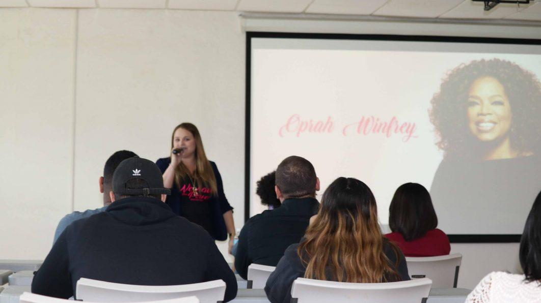 Charla Mujer emprendedora del siglo XXI