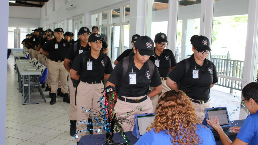 Casa Abierta:PR National Guard Youth Challenge Academy