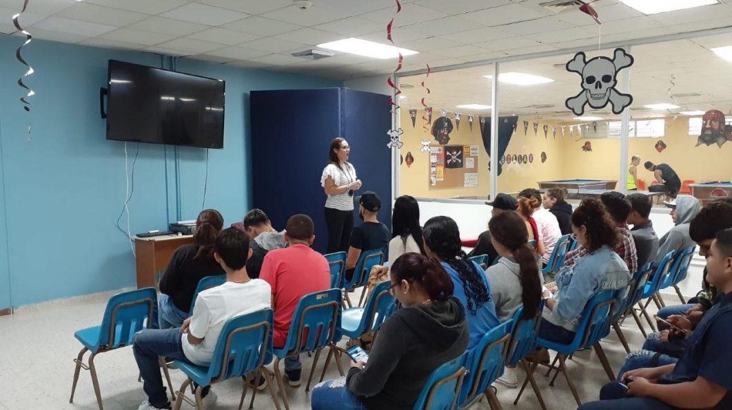 Conversatorio con los estudiantes / CUM